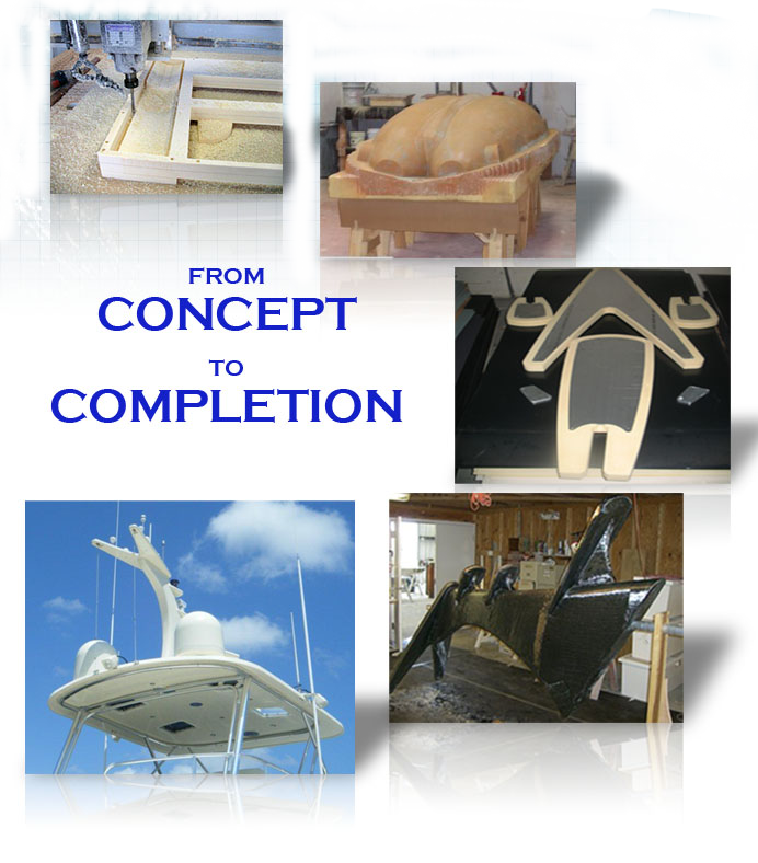 FRP Tech from consept to completion